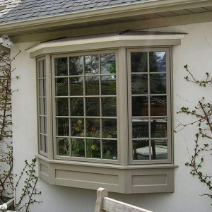 New Bay Window Replacement
